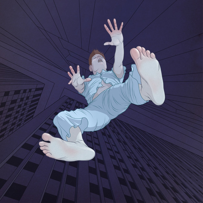 Top 10 Common Dreams Explained | LifeCrust