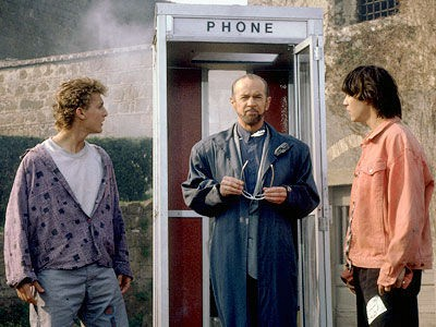 A Most Excellent Movie: Bill and Ted's Excellent Adventure ...