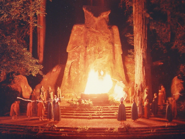 Bohemian Grove And Moloch Worship