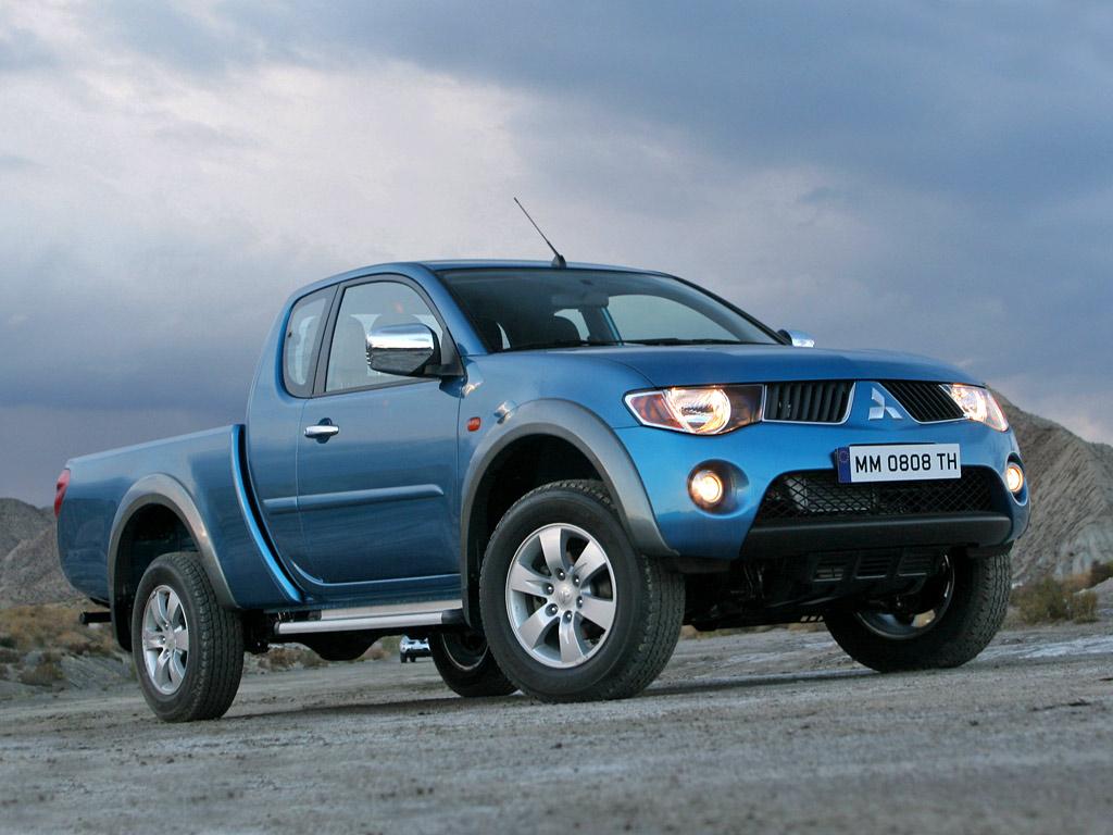 Mitsubishi L200 - Fiat will source a midsize truck from Mitsubishi