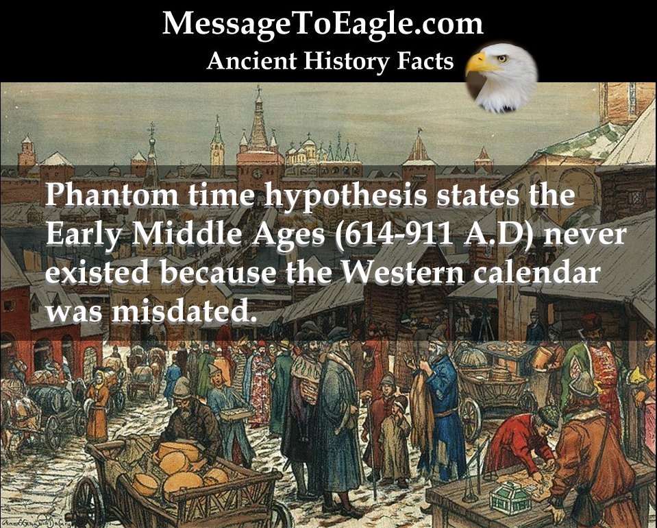 Mystery Of The Controversial Phantom Time Hypothesis ...