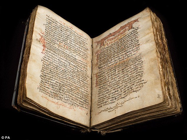 10 Mysterious Ancient Manuscripts With Hidden Secrets ...