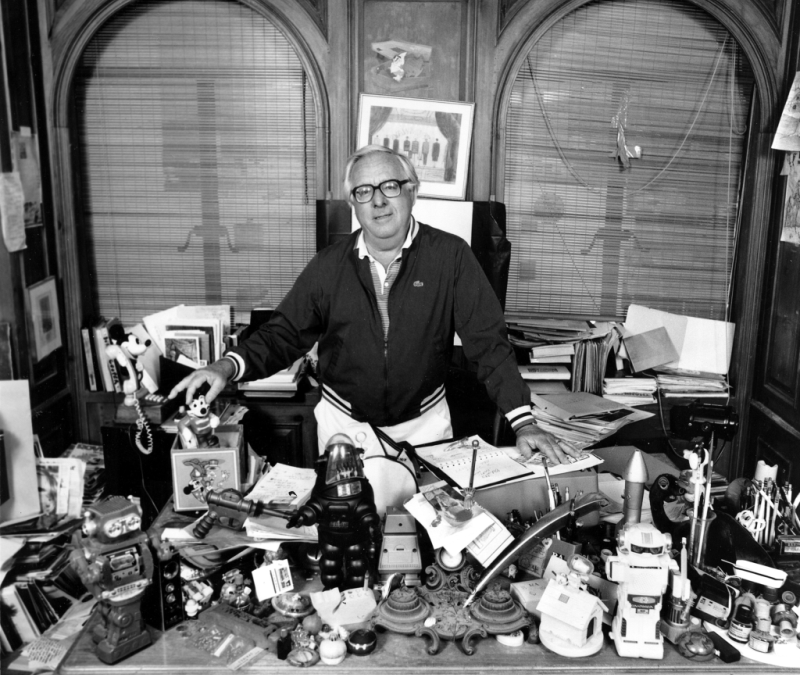 How Ray Bradbury Found His Voice and How You Can Too ...