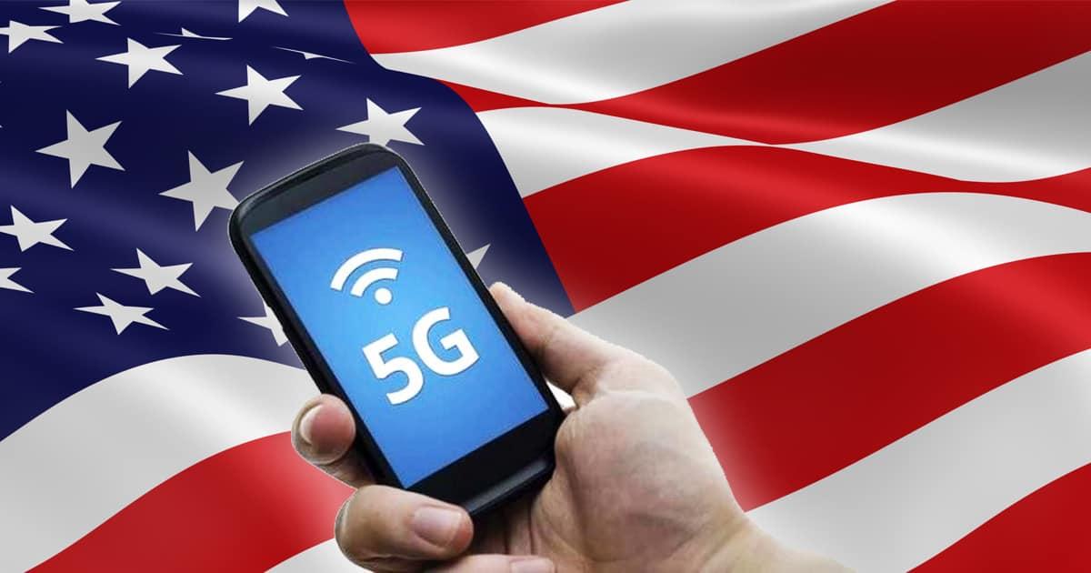 U.S. Pushing Effort to Develop 5G Alternative to Huawei…
