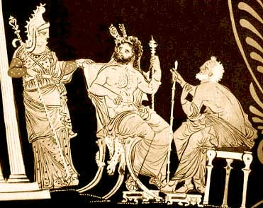 king minos greek mythology