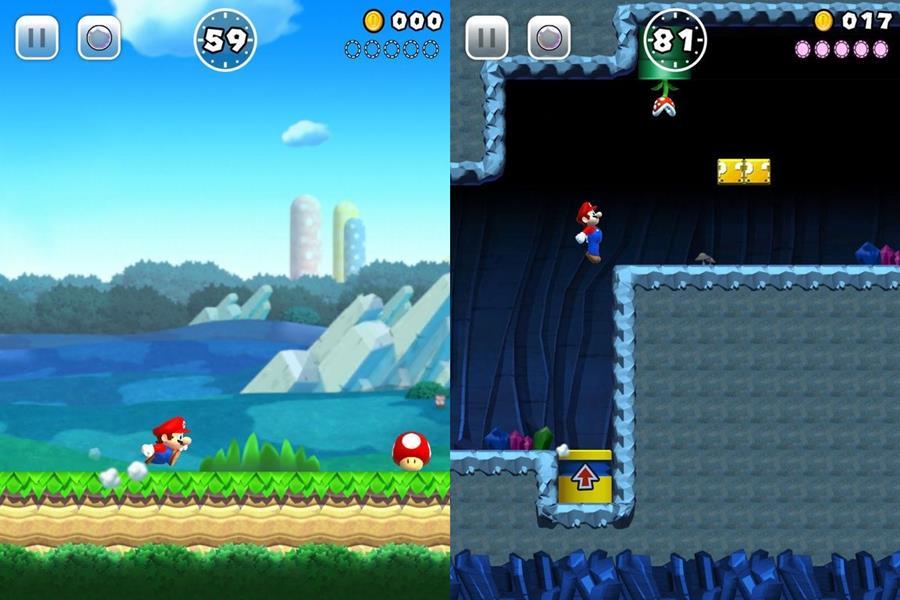 Super Mario Run chega dia 15 de dezembro (iPhone e iPad) - Mobile ...