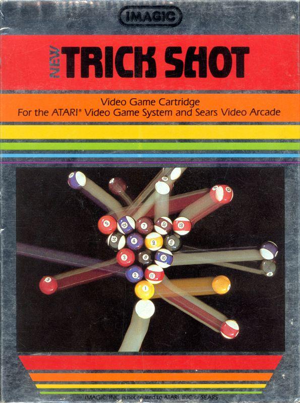 Trick Shot for Atari 2600 (1982) - MobyGames