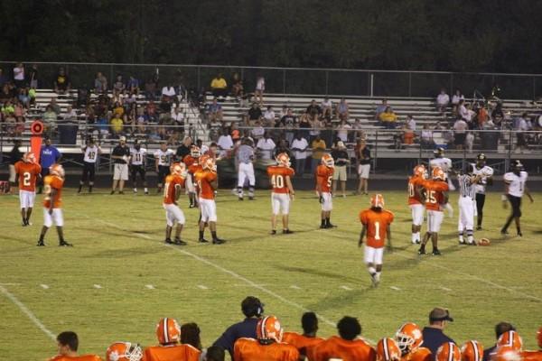 Anson High School Football