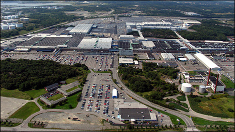 Volvo will add jobs, boost production in Sweden