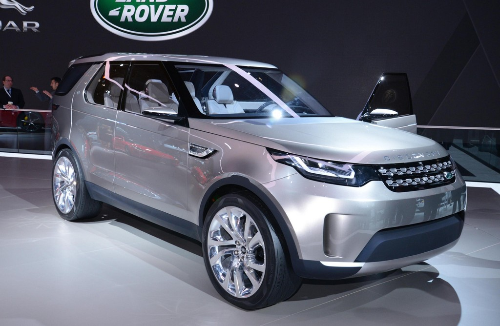 Land Rover to build Discovery Sport as second model in China plant