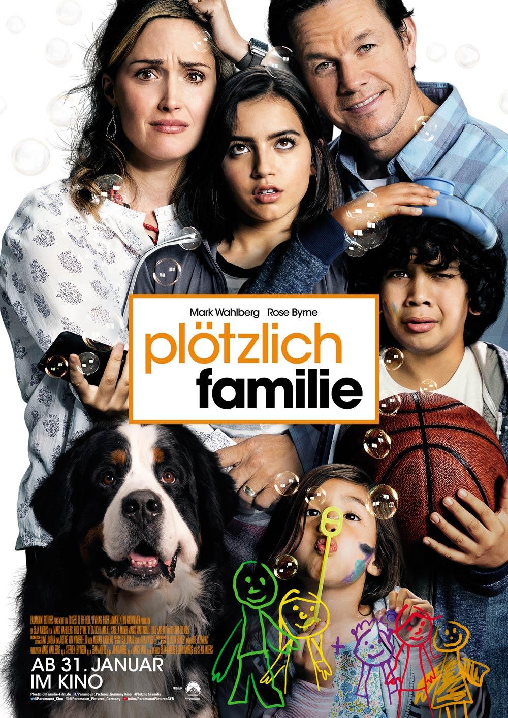Plötzlich Familie Film (2018), Kritik, Trailer, Info ...