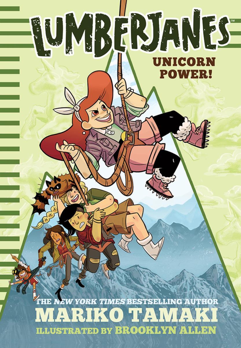 Lumberjanes: Unicorn Power