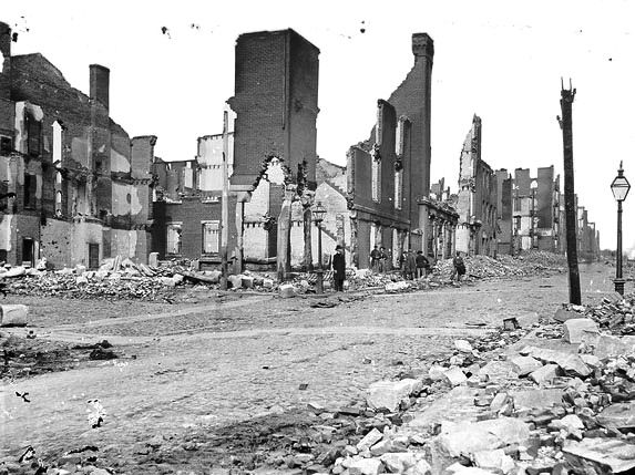 Reconstruction - The Civil War (U.S. National Park Service)
