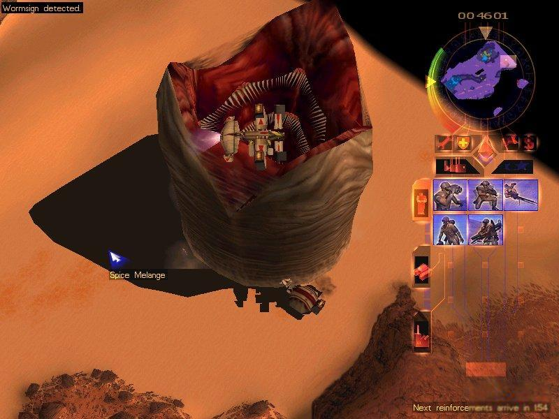 Emperor: Battle for Dune Download (2001 Strategy Game)