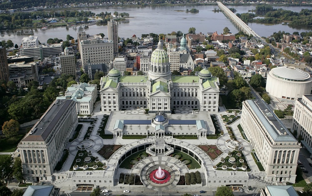 Pennsylvania State Capitol - Official Site