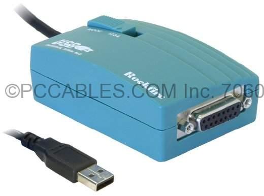 [OBRAZEK] Konwenter GamePort - USB