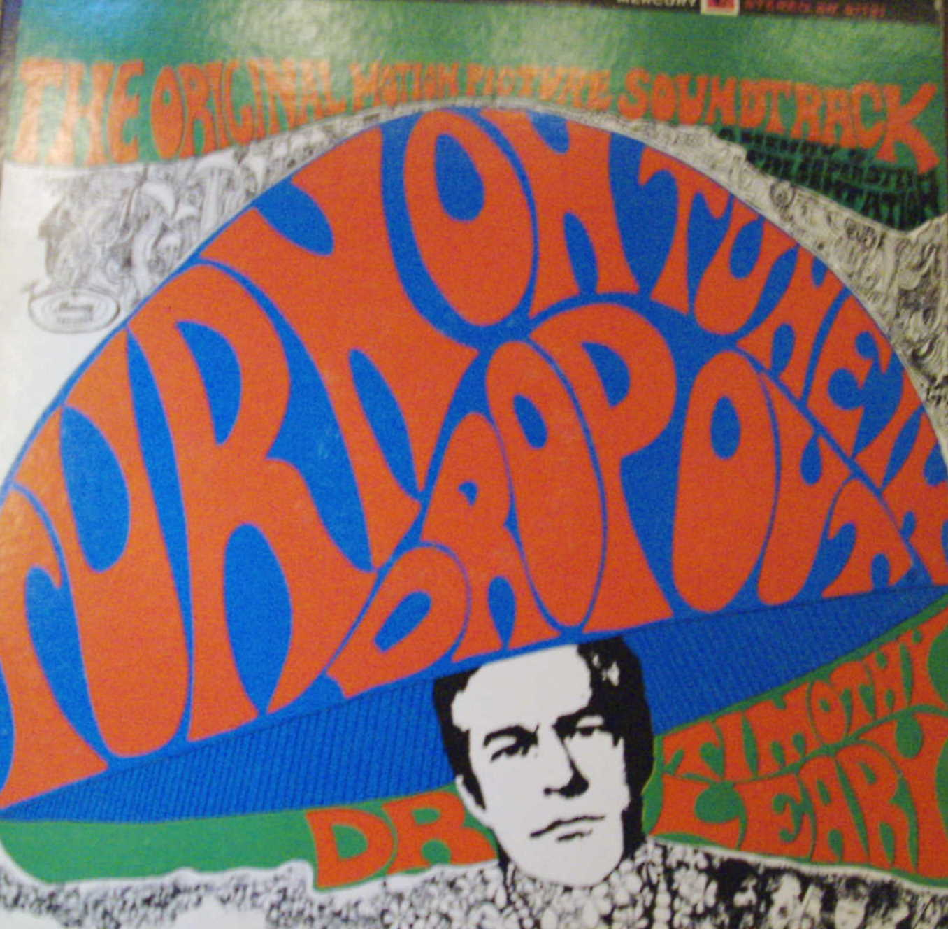 Timothy Leary Book Timothy leary - turn on,