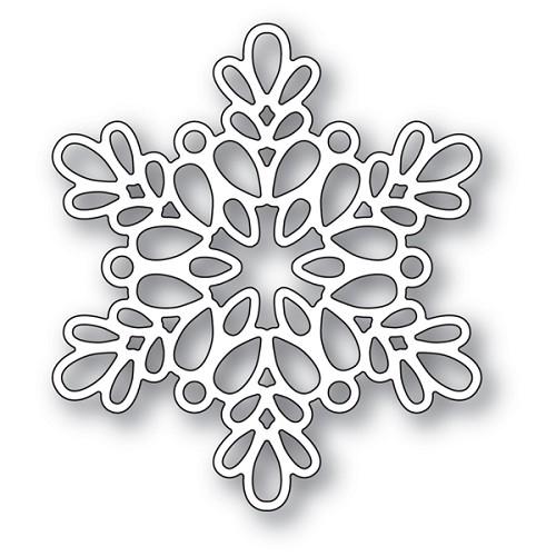 Seed Snowflake Outline