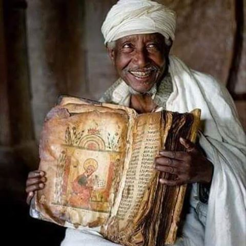 Ethiopian Bible is oldest and most complete on earth / OrthoChristian ...