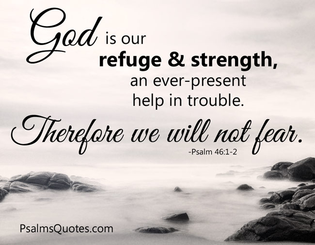 Psalms for Protection - Bible Verses