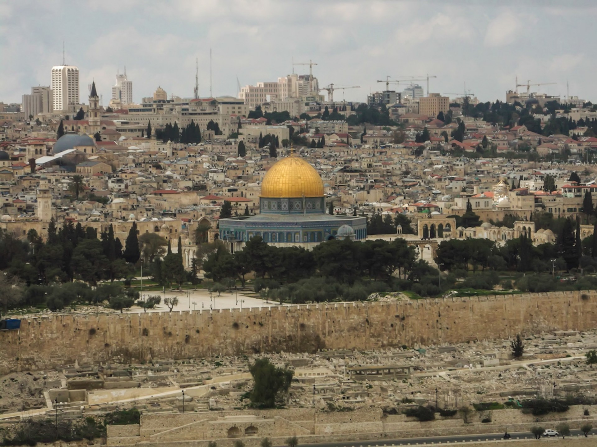 Temple Mount Jerusalem Israel Free Stock Photo - Public ...