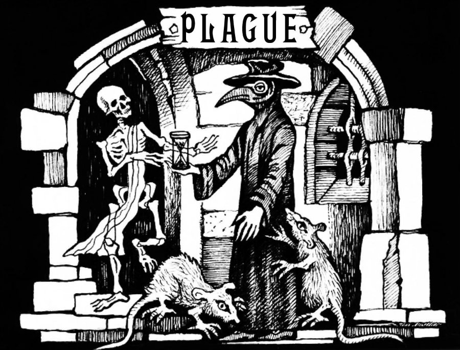 Three human plague cases are reported in Santa Fe County ...