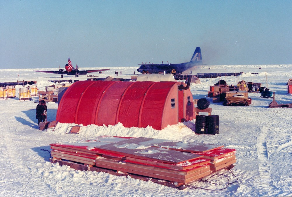 Covers from Arctic Ice Islands: Fletcher's Ice Island T-3 ...