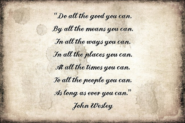 John Wesley's quotes, famous and not much - QuotationOf . COM