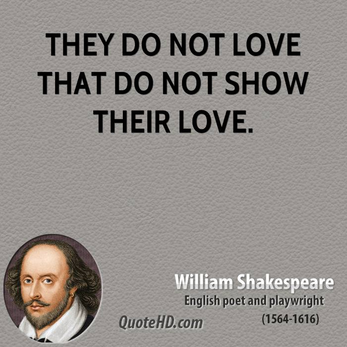 William Shakespeare Love Quotes | QuoteHD