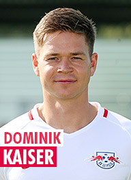 The 29-year old son of father (?) and mother(?), 170 cm tall Dominik Kaiser in 2017 photo