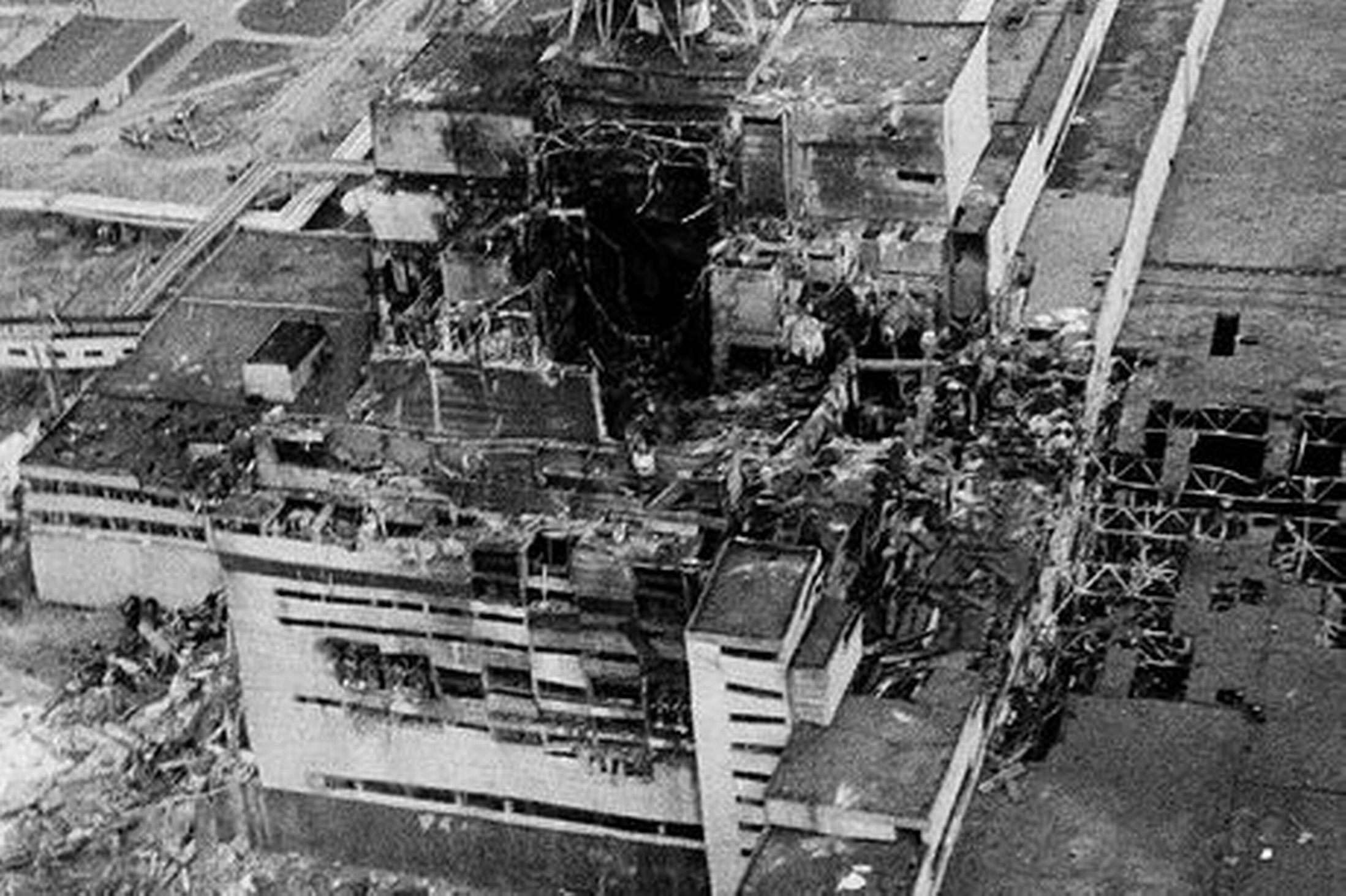 The Real Horror Stories of the Chernobyl Disaster