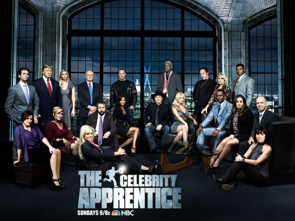 The Celebrity Apprentice Season 2 : RealityWanted.com ...