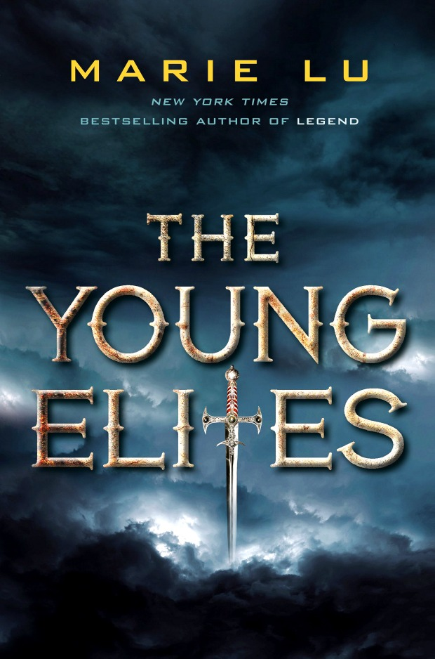 """of my favorite, so when I heard that Marie Lu's """"The Young Elites ..."""