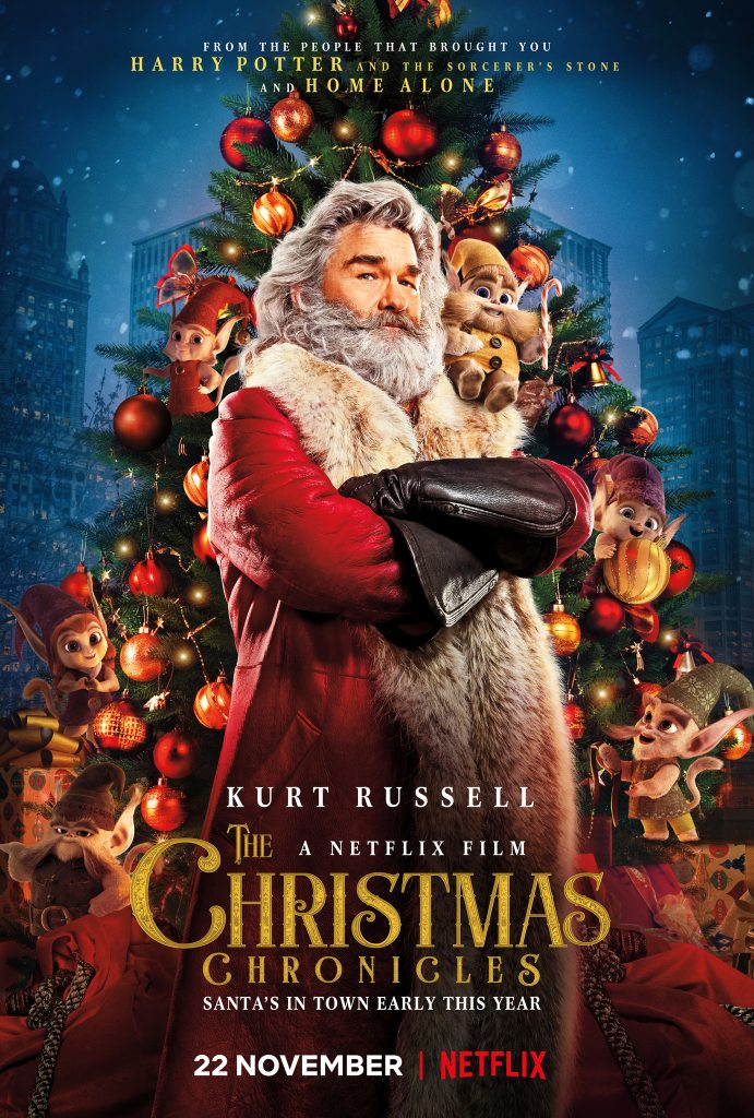The Christmas Chronicles on Netflix: Edgy holiday flick ...