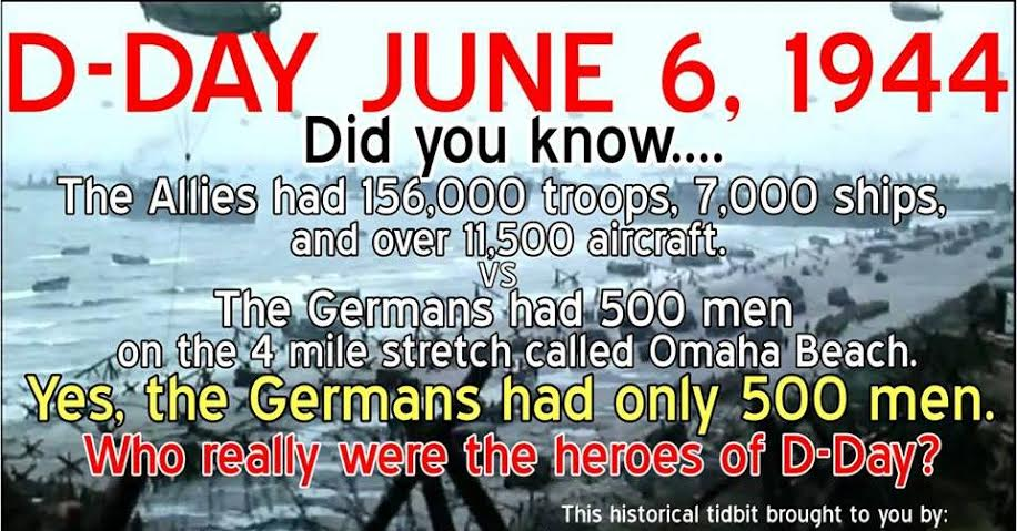 The Real Heroes of Normandy