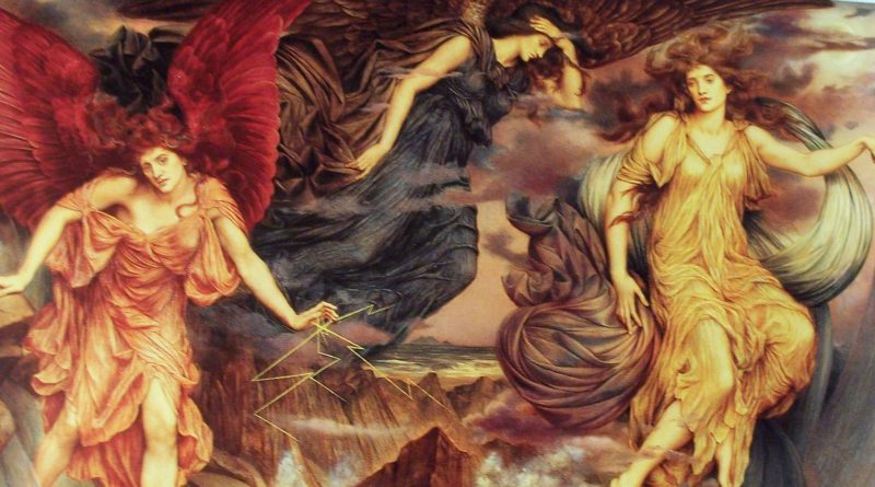 Goddesses of the Celtic Culture - Renegade Tribune