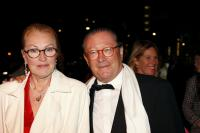 Fons van Westerloo with Wife Hennie