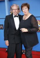 Annemarie Jorritsma with Husband Gerlof Jorritsma