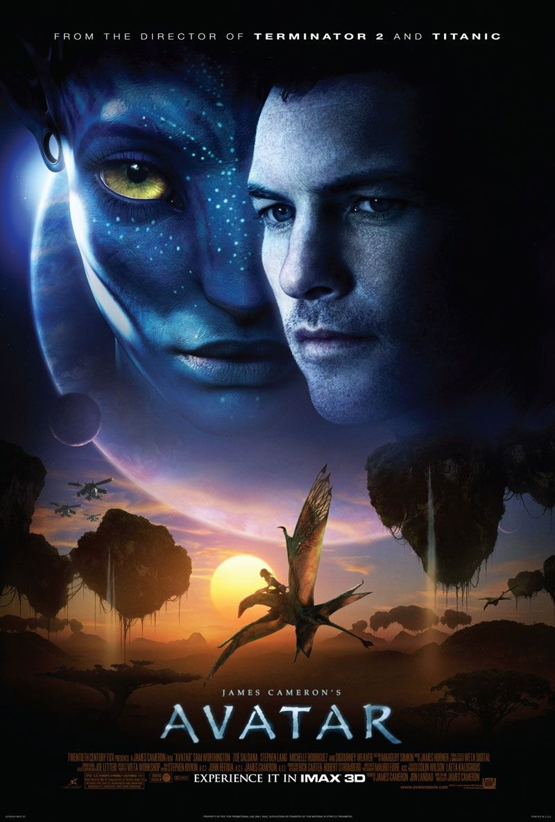 Avatar Extended Cut and Avatar 2 Details From James ...
