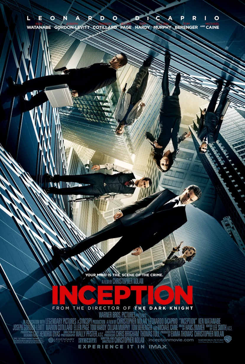 """Christopher Nolan's """"Inception"""" Mash-Up With """"Up"""" (Viral ..."""