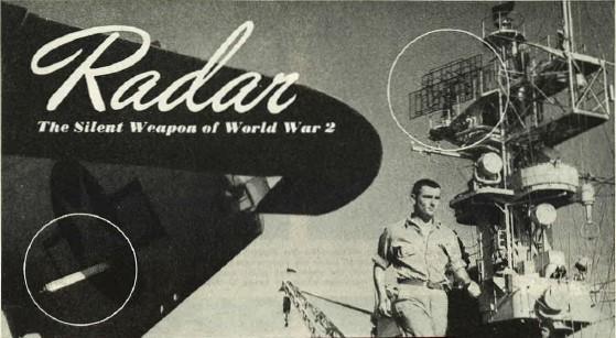 Radar: The Silent Weapon of World War 2, October 1945 ...
