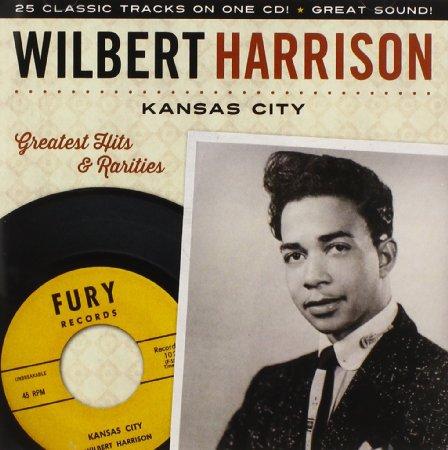 Kansas City Wilbert Harrison | Folkrocks