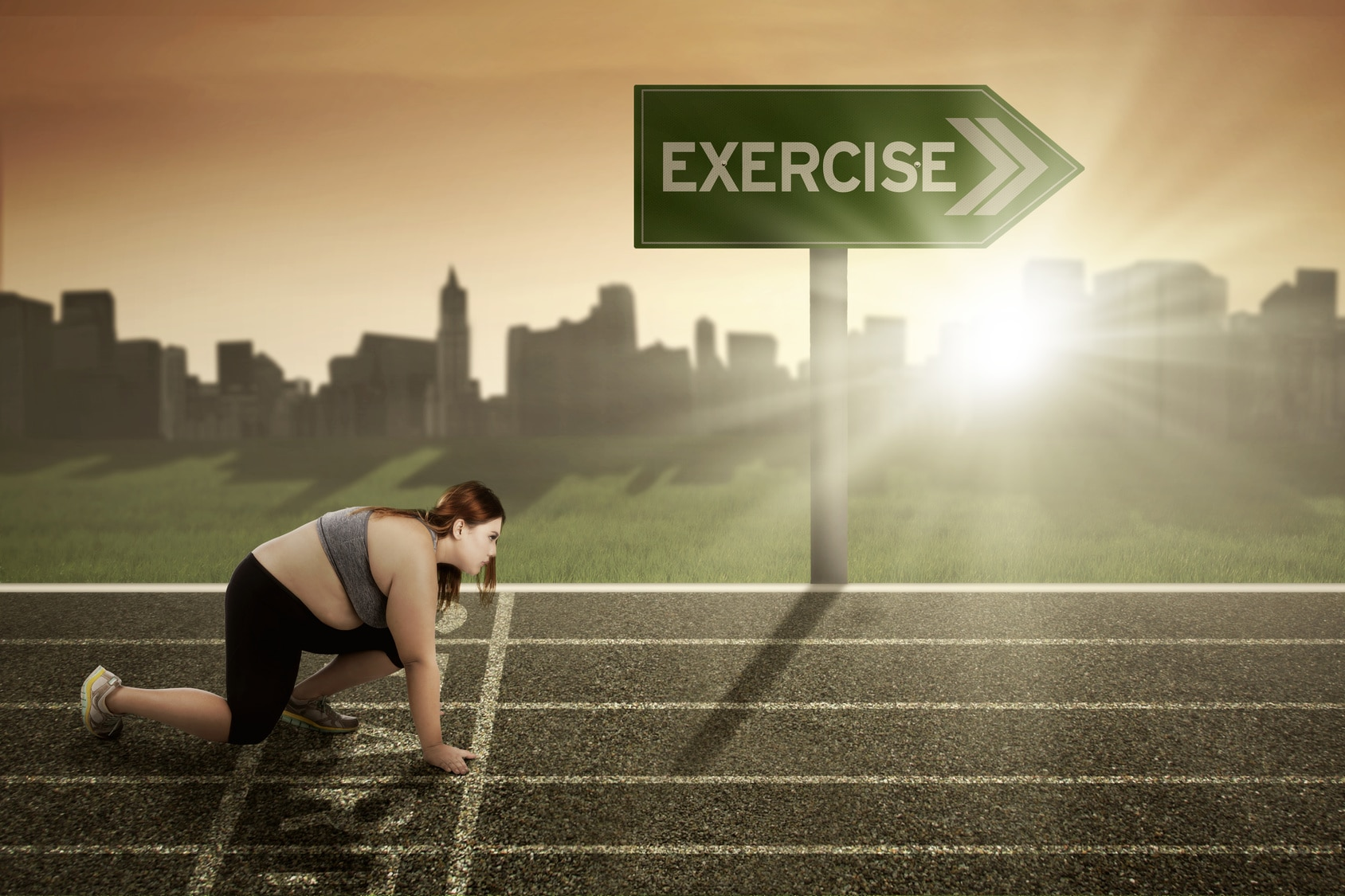 The Overweight Beginner's Guide To Running — RUNNER'S BLUEPRINTRUNNER'S BLUEPRINT
