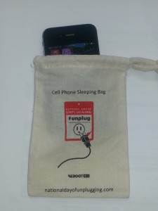 ... YOUR SABBATH MANIFESTO CELL PHONE SLEEPING BAG « Sabbath Manifesto