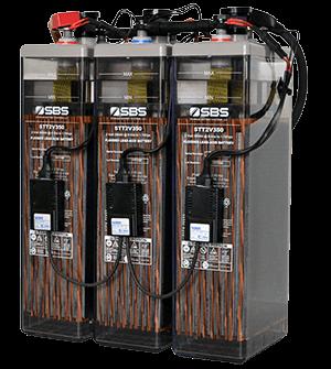 Система мониторинга аккумуляторных батарей