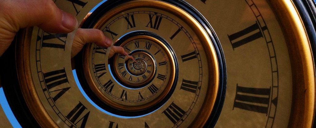 Physicists confirm that time moves forward even in the ...