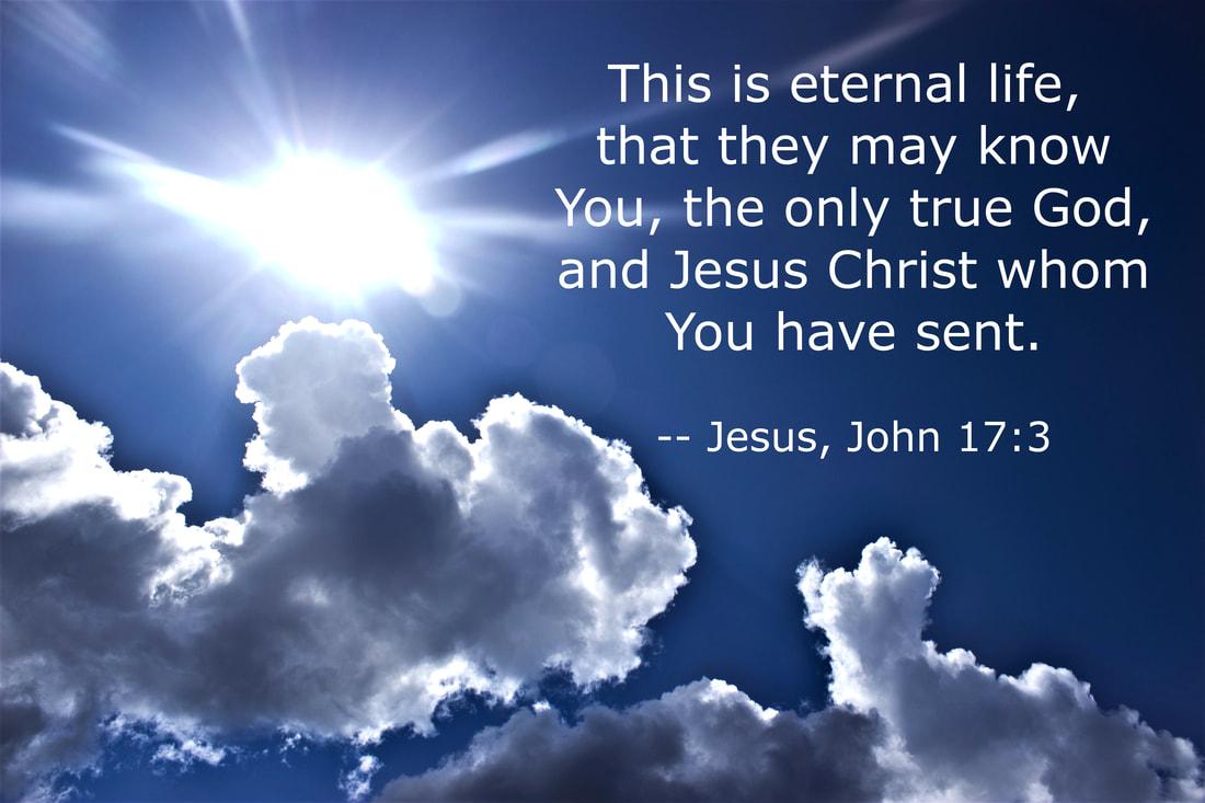 Bible Verses about Eternal Life – ScriptureWay - ScriptureWay