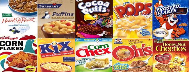 Top Cereals That Contain Monsanto's GMO Corn