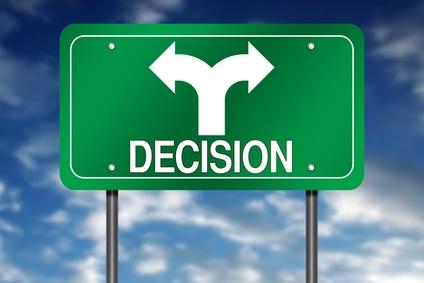 Reaching a Decision - A Seven Step Process | Seven Pillars of Success