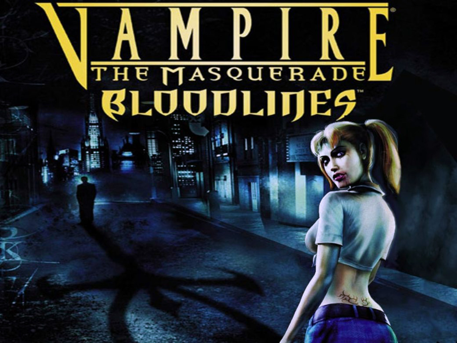 Shmee Plays Really Old Games! Vampire: The Masquerade ...